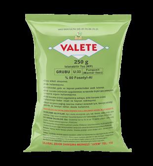 VALETE (%80 Fosetyl-Al WP)