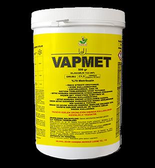 VAPMET (%70 Metribuzin WP)